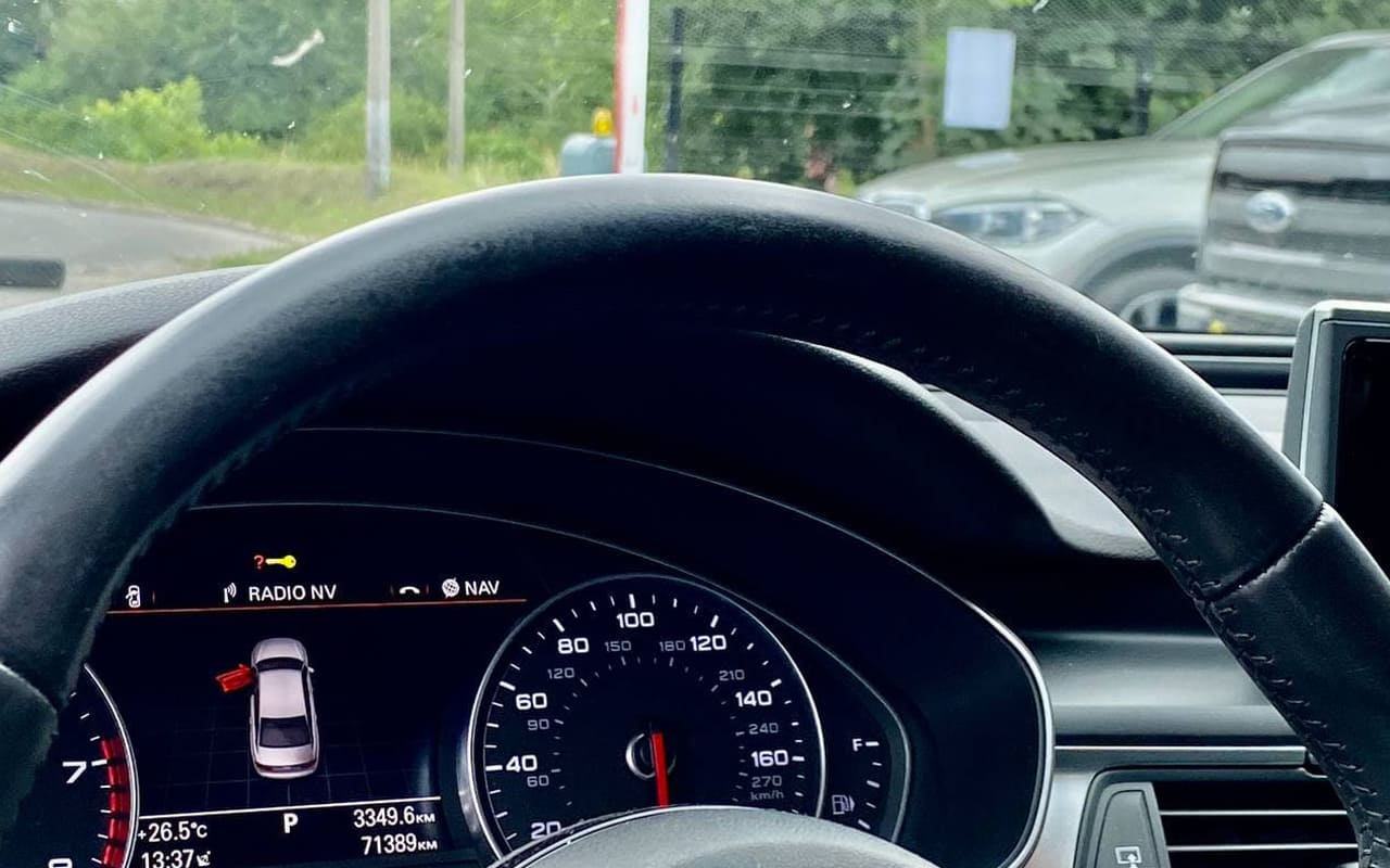 Audi A6 Premium Plus 2016 фото №17