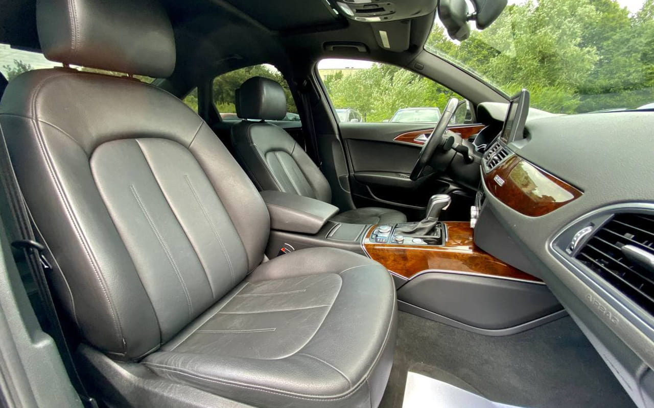 Audi A6 Premium Plus 2016 фото №18