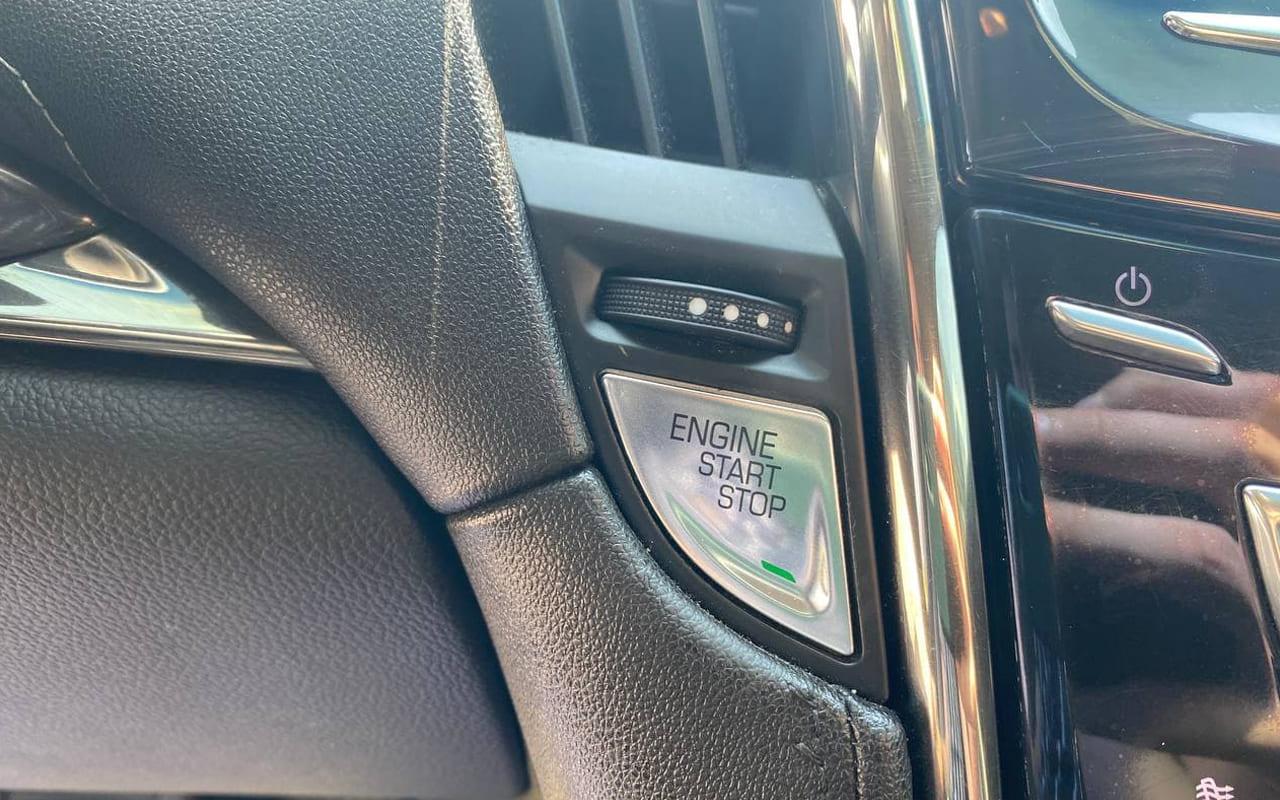 Cadillac ATS 2013 фото №13