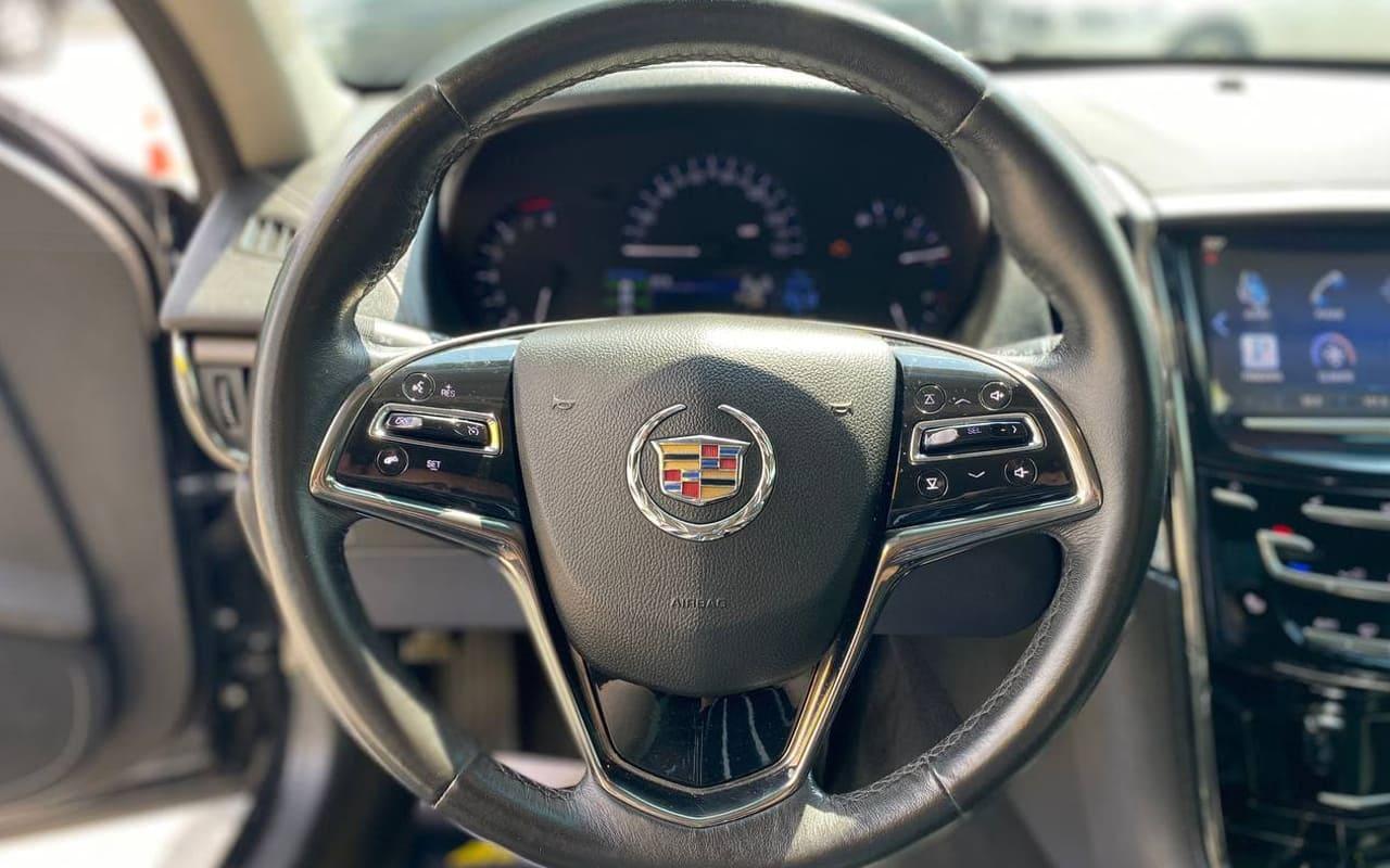 Cadillac ATS 2013 фото №14