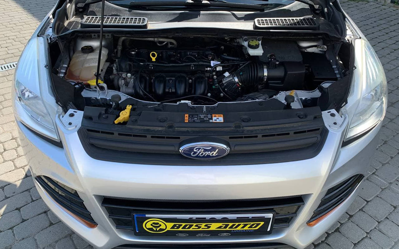 Ford Escape S 2016 фото №16