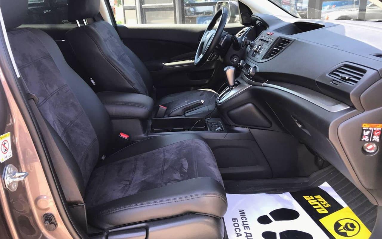 Honda CR-V 2013 фото №17