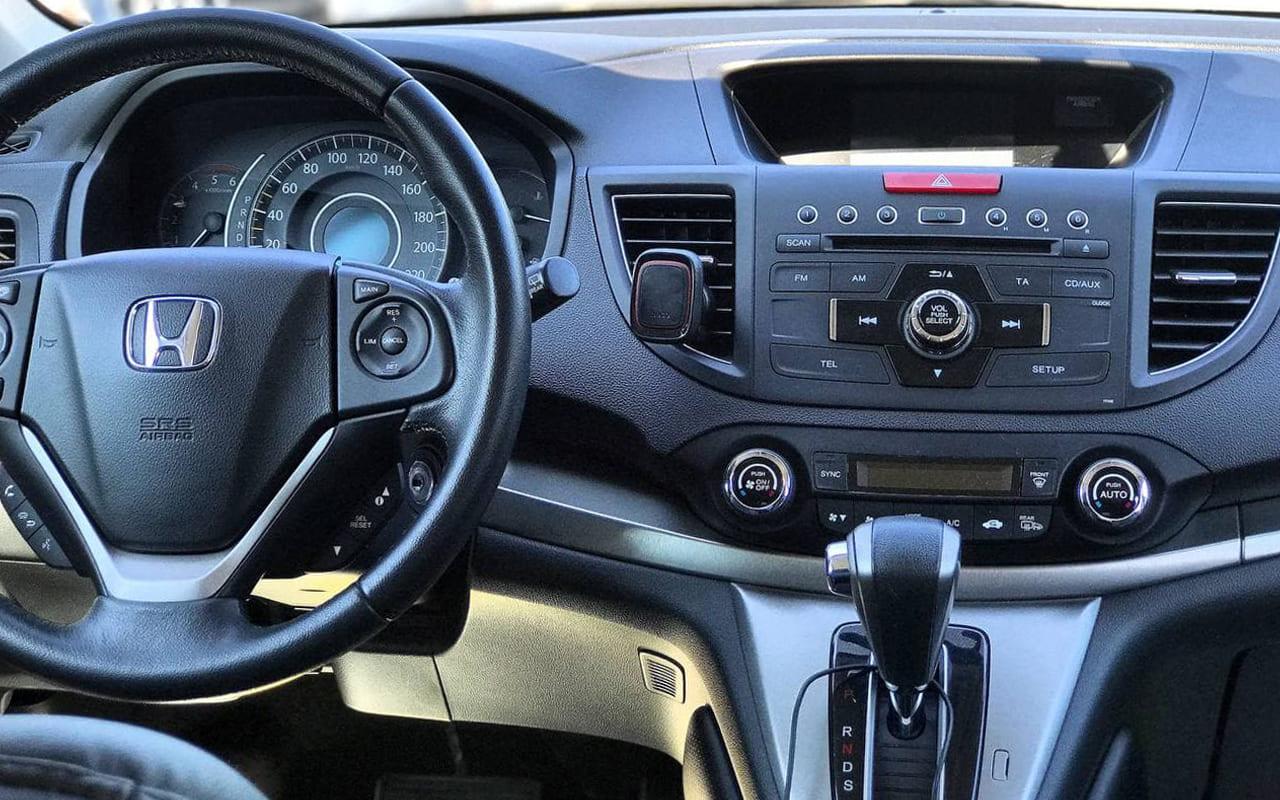 Honda CR-V 2013 фото №19