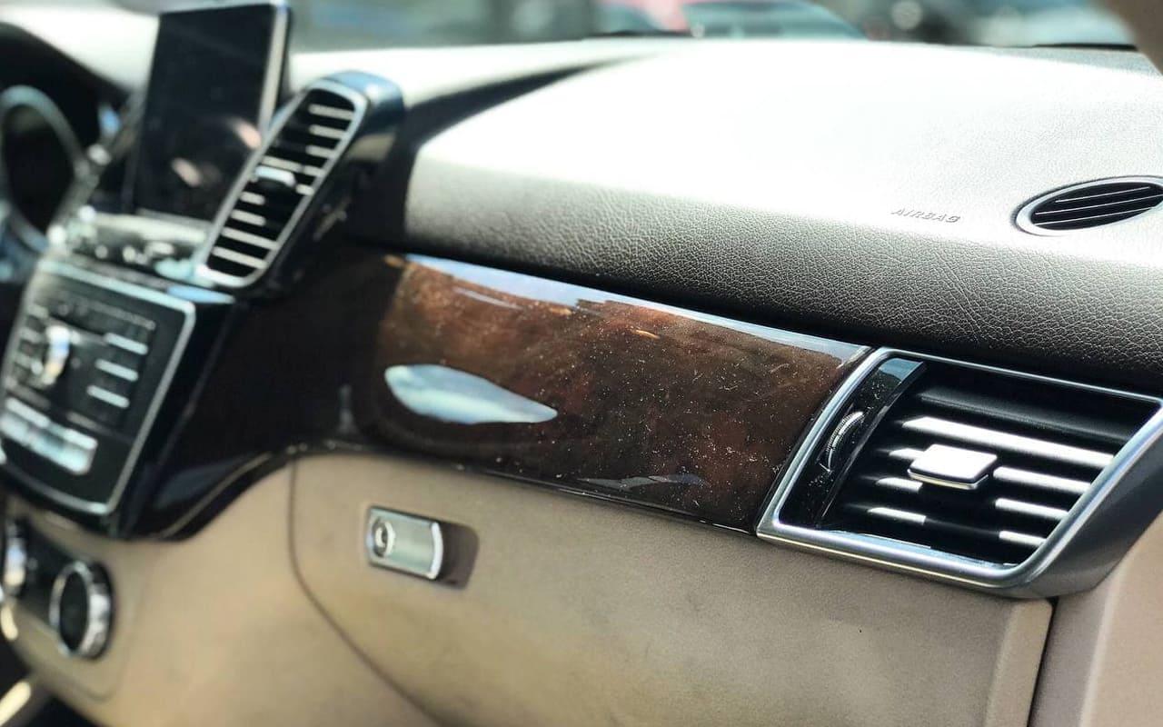 Mercedes-Benz GLE 250 2016 фото №17