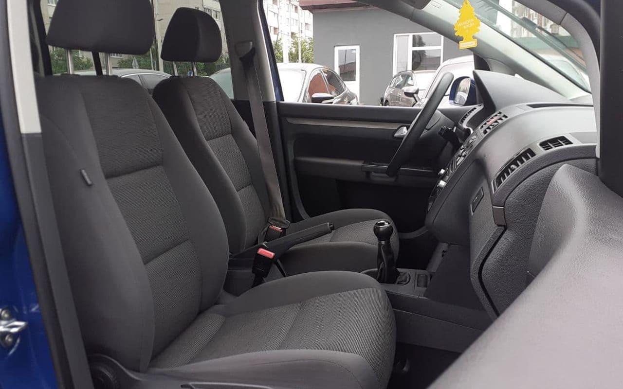 Volkswagen Touran 2009 фото №16