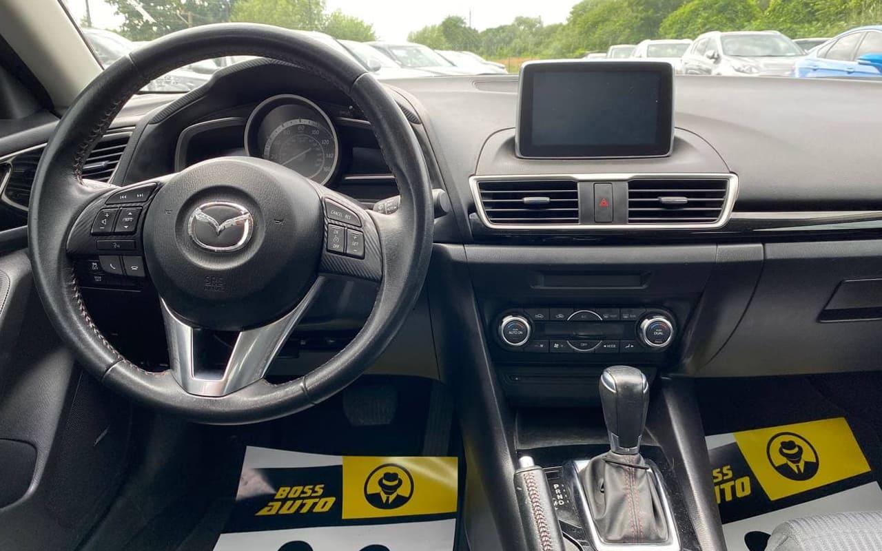 Mazda 3 Touring 2016 фото №14