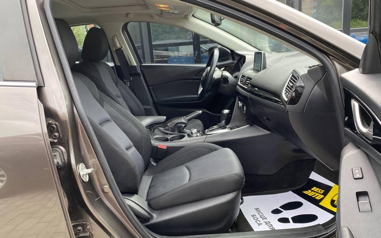 Mazda 3 Touring 2016 фото №16