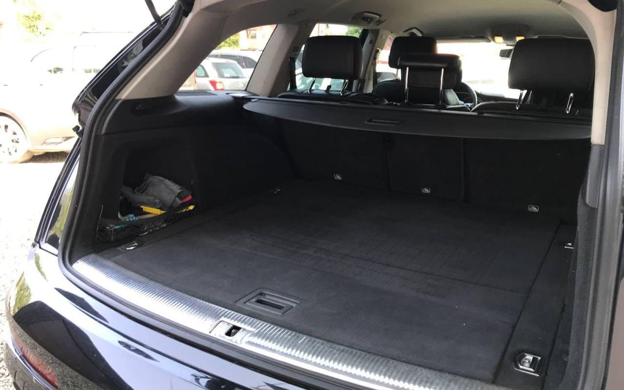 Audi Q7 2013 фото №20