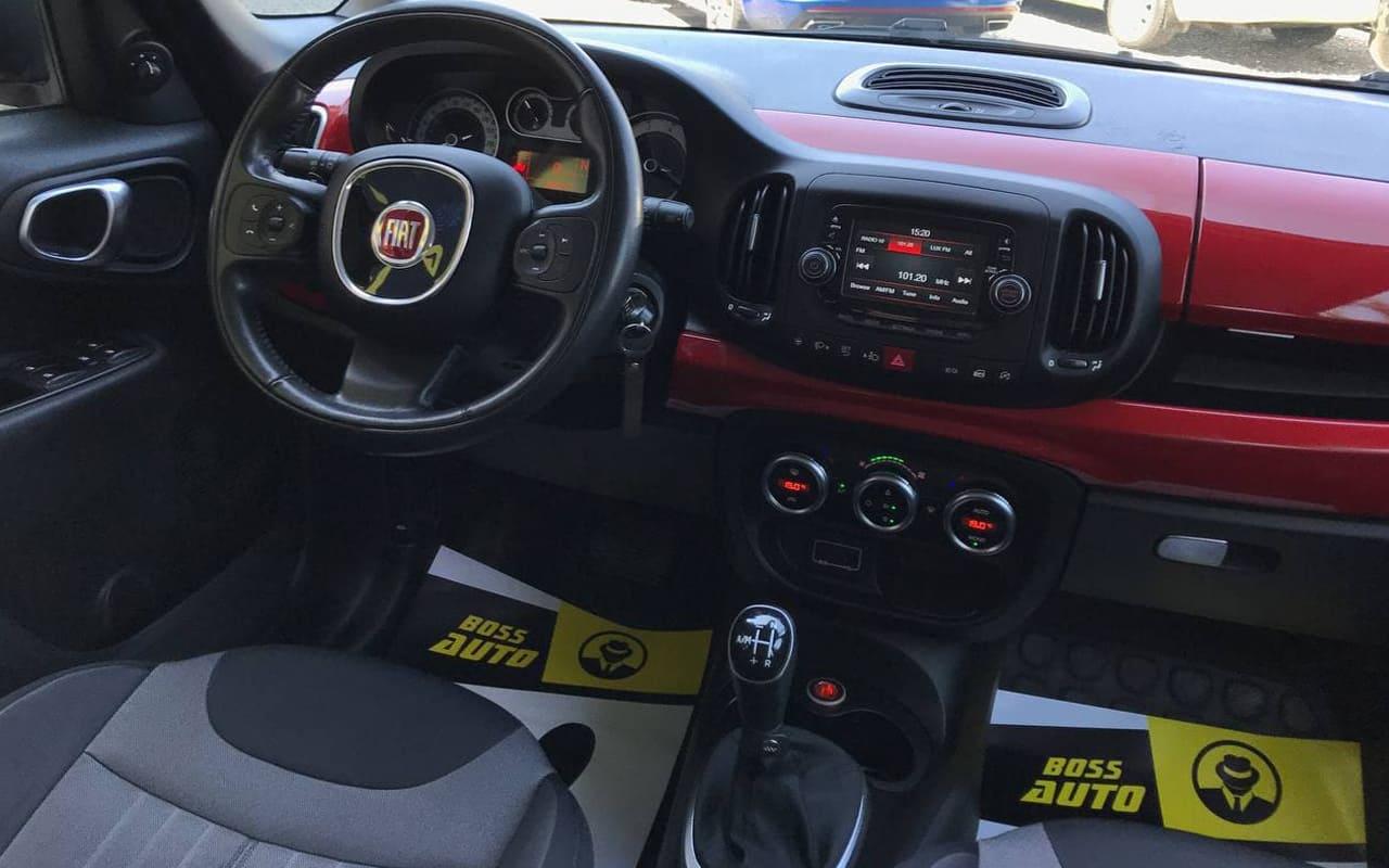 Fiat 500 2016 фото №19