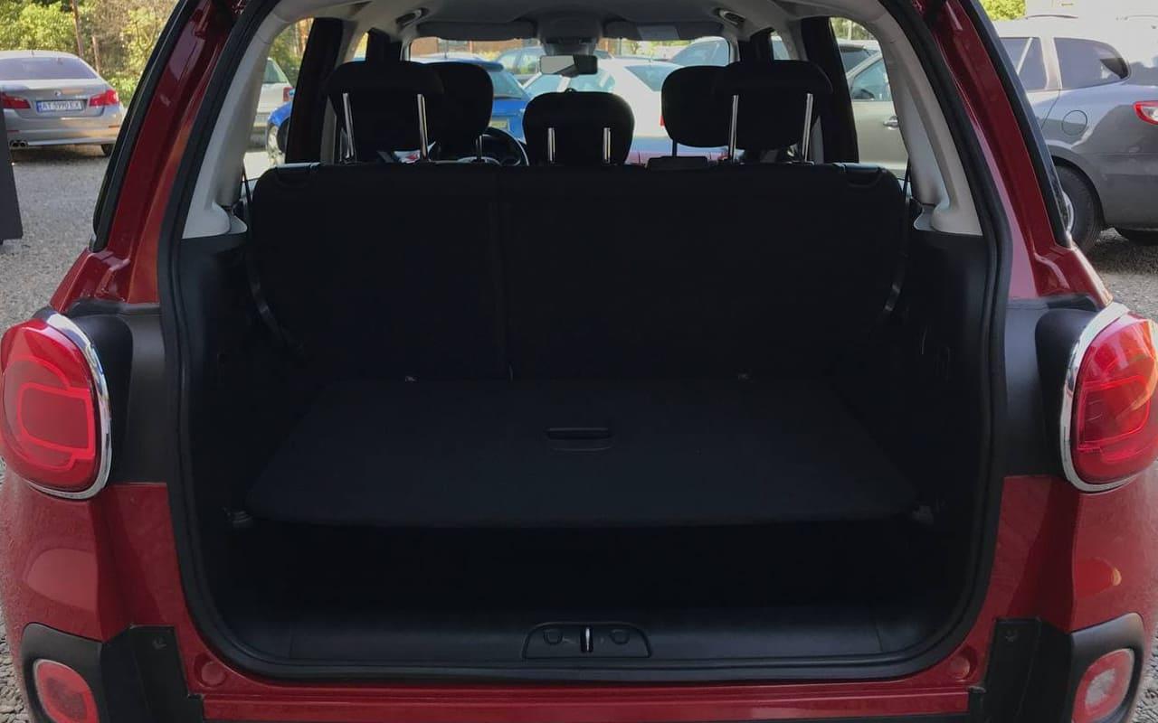 Fiat 500 2016 фото №20