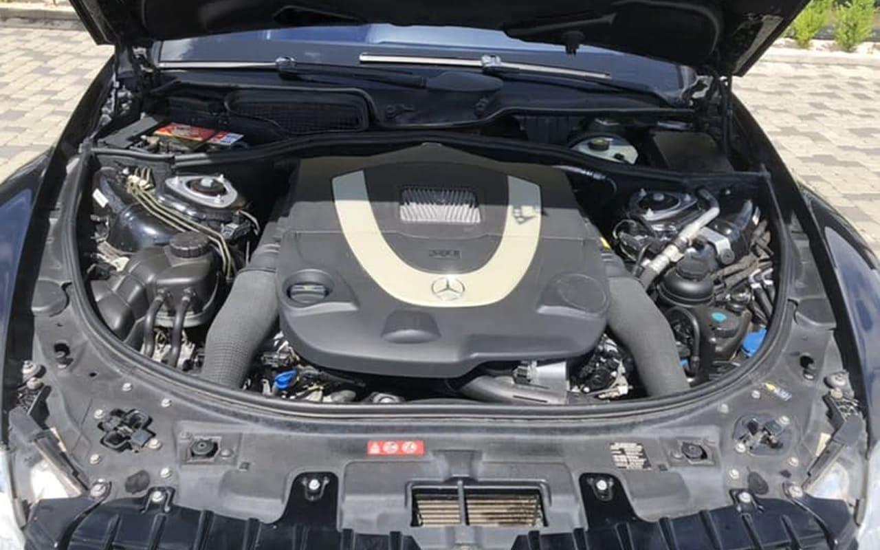 Mercedes-Benz CL 500 2007 фото №20