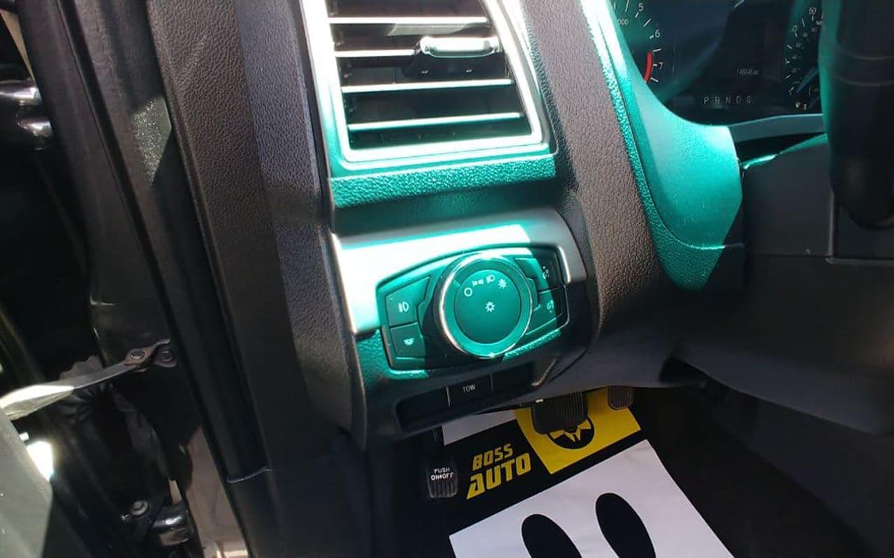 Ford Explorer Xlt 2016 фото №16