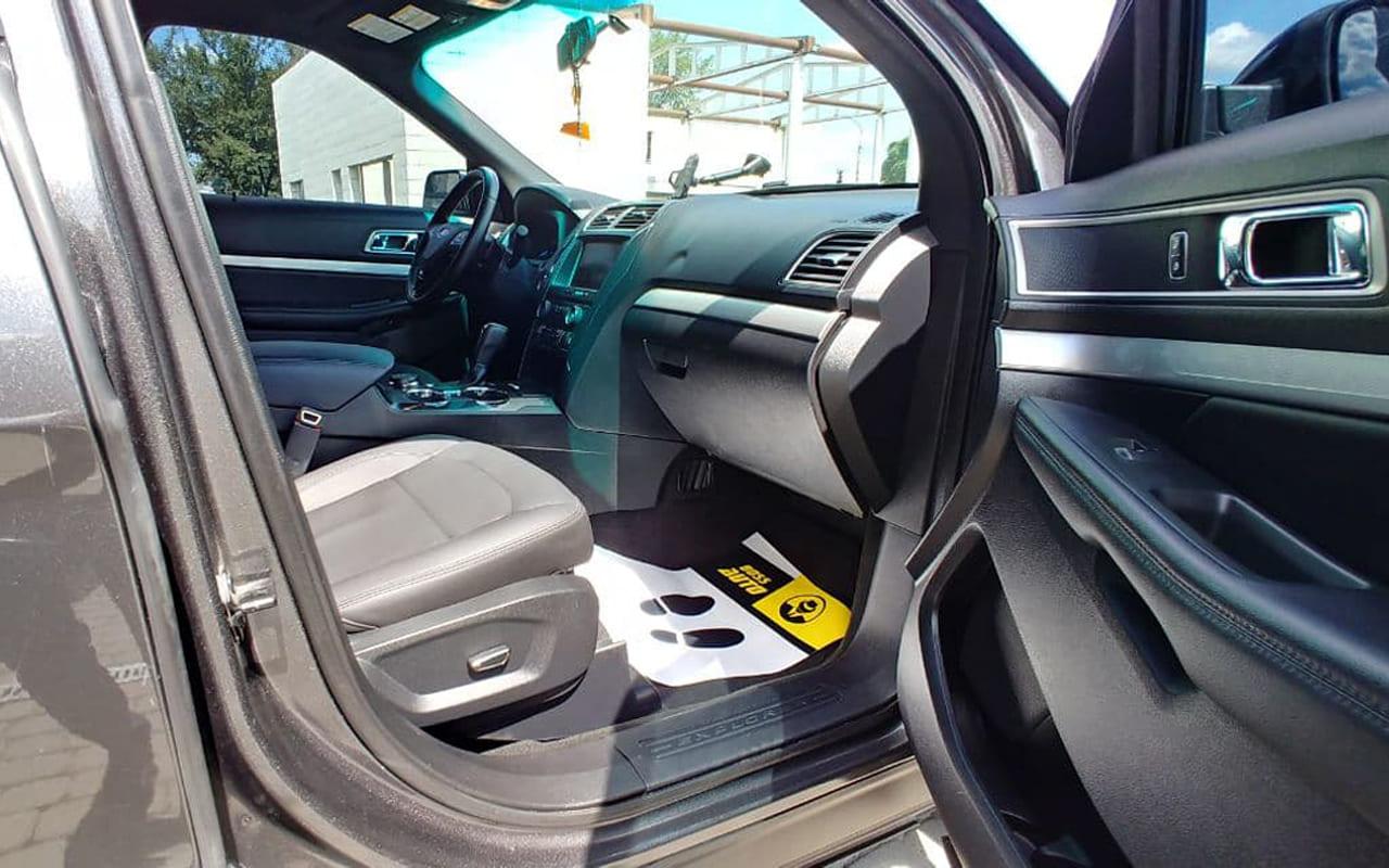 Ford Explorer Xlt 2016 фото №17
