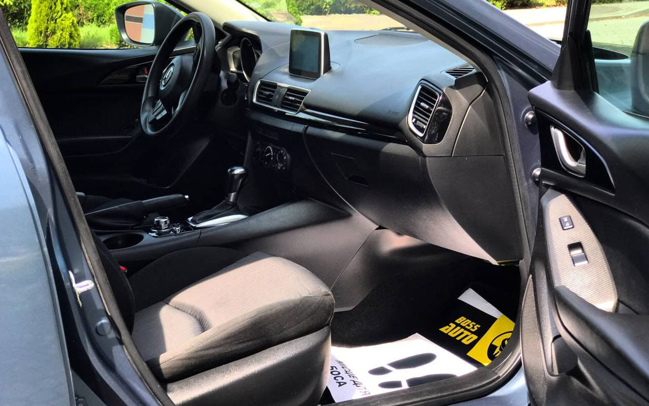 Mazda 3 2015 фото №19
