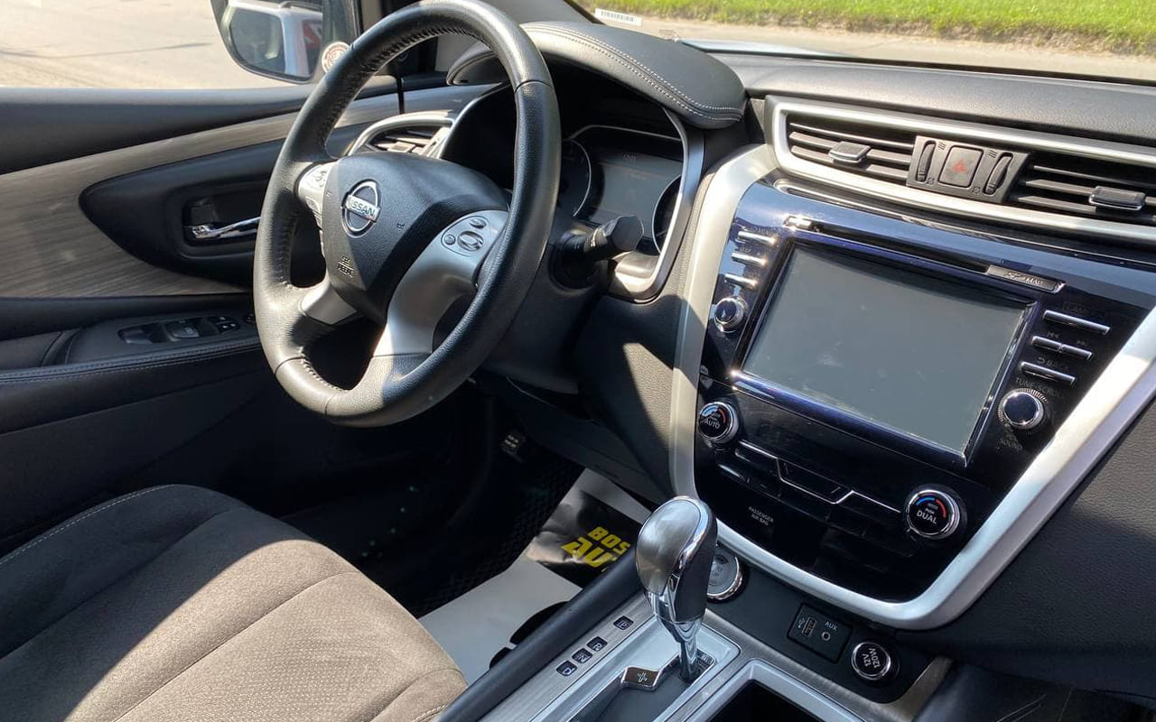 Nissan Murano 2017 фото №17