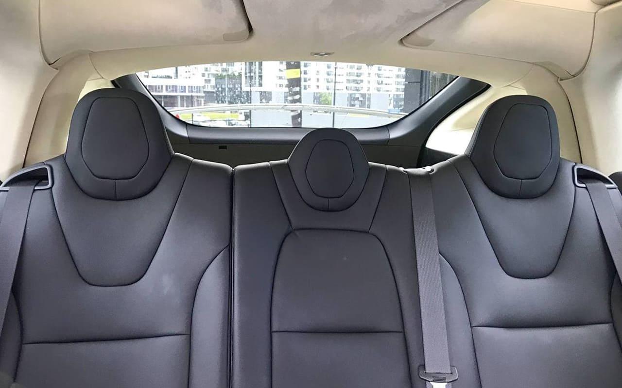 Tesla Model X 2018 фото №15