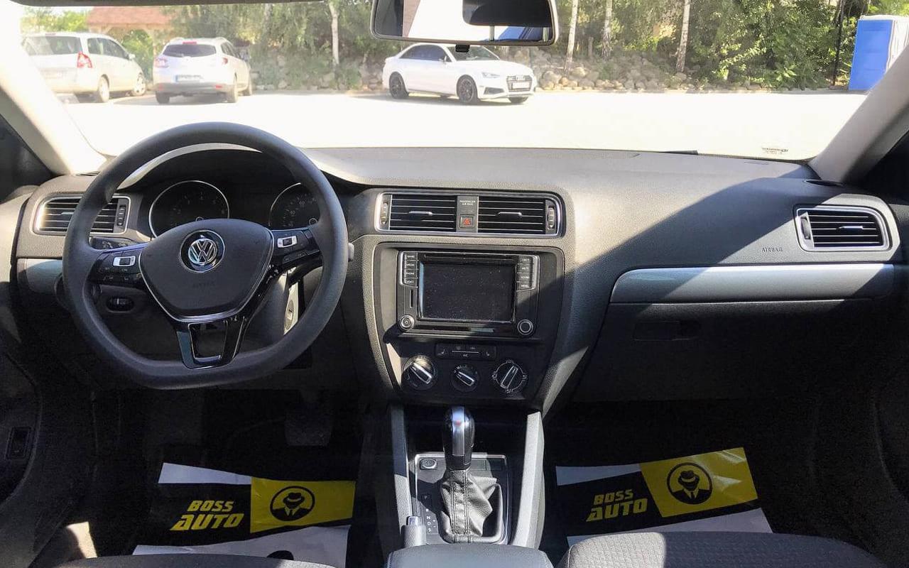 Volkswagen Jetta Se 2015 фото №11