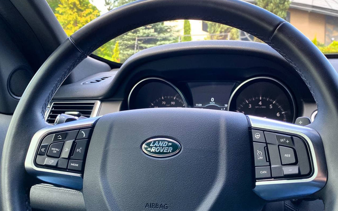 Land Rover Discovery Sport SE 2019 фото №15