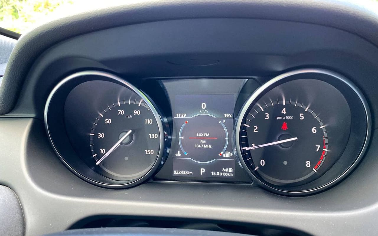 Land Rover Discovery Sport SE 2019 фото №16