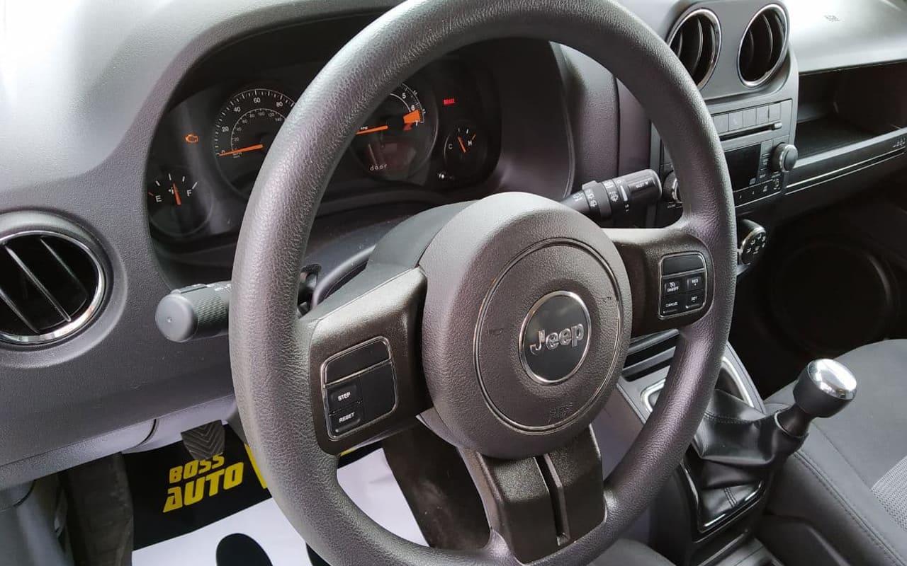 Jeep Patriot Sport 2016 фото №17