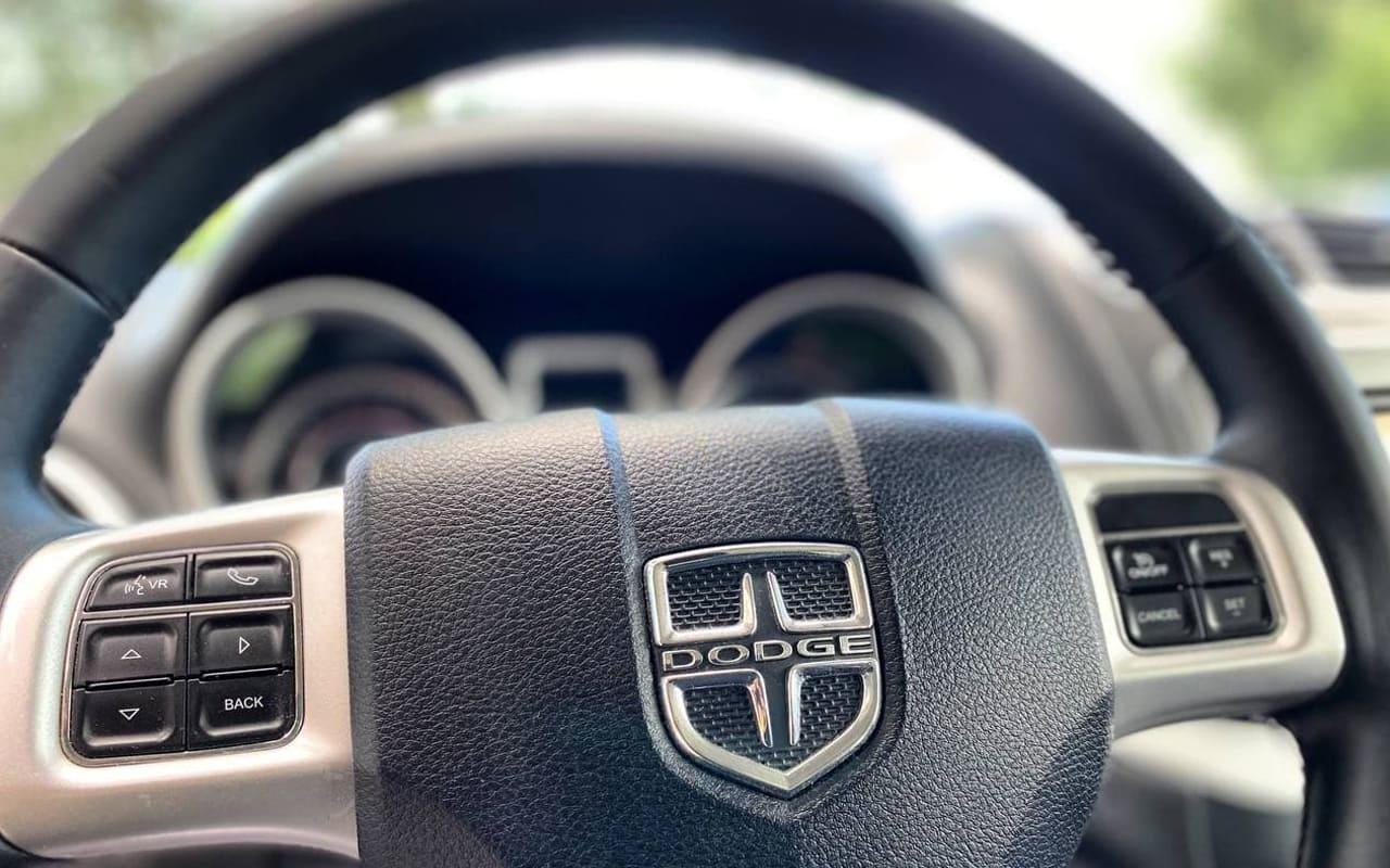 Dodge Journey 2014 фото №15