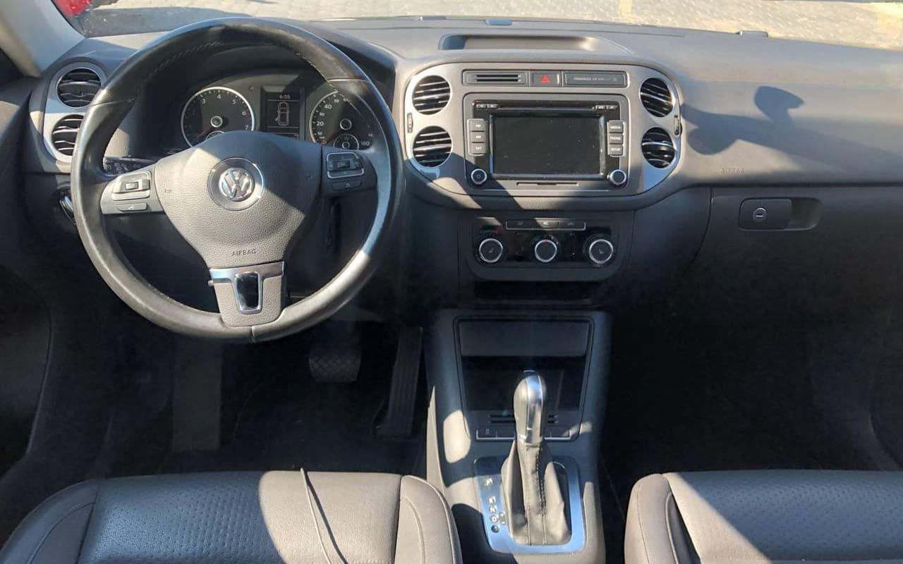 Volkswagen Tiguan 2011 фото №13