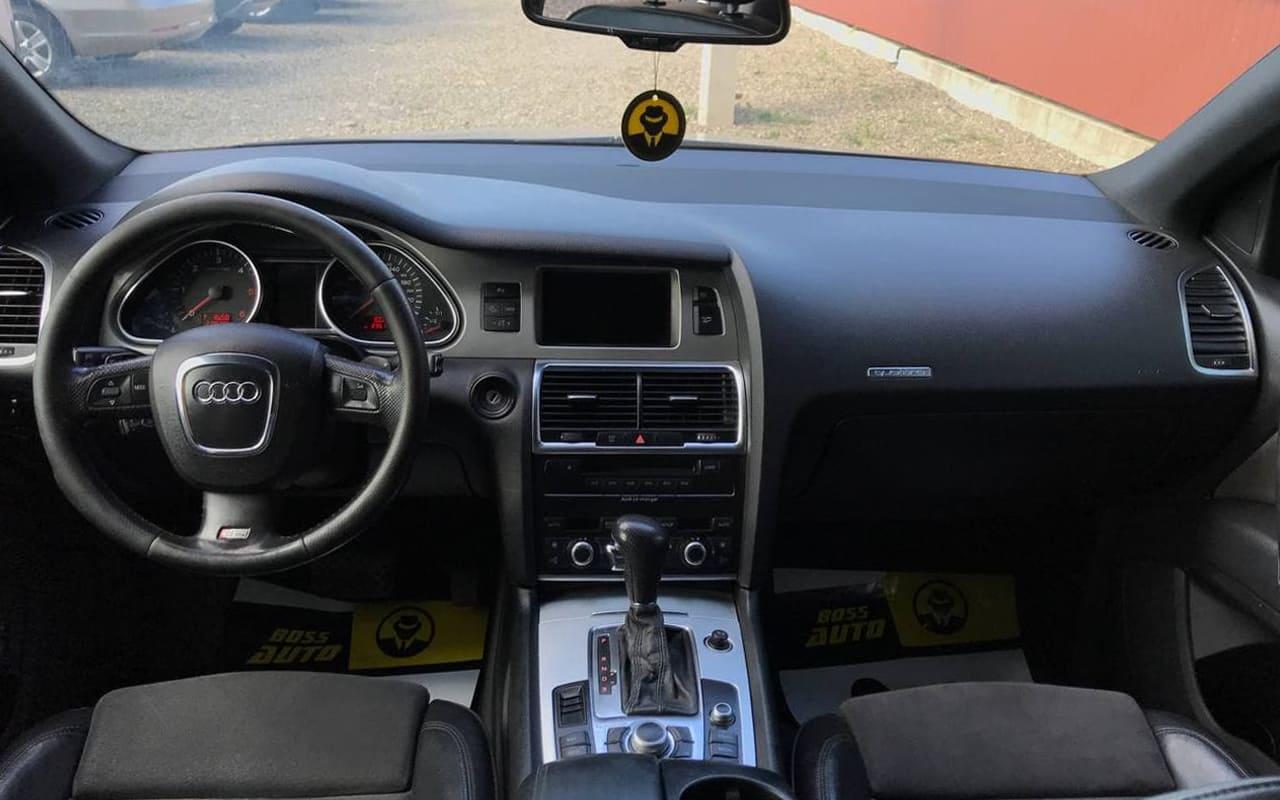 Audi Q7 2007 фото №13