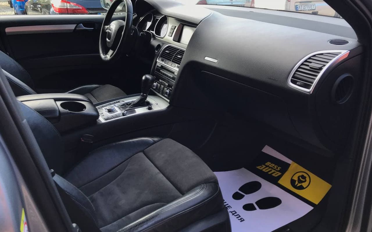 Audi Q7 2007 фото №15