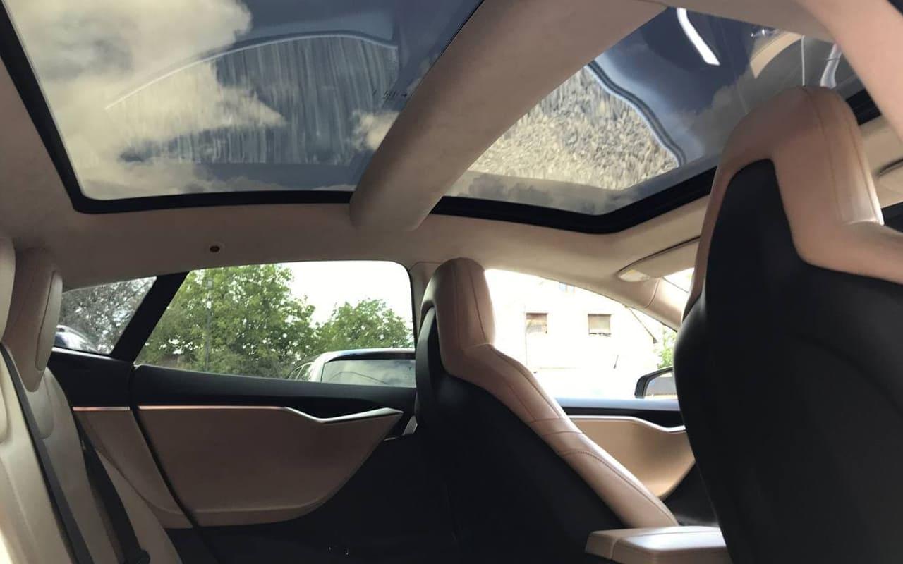 Tesla Model S 70D 2015 фото №18