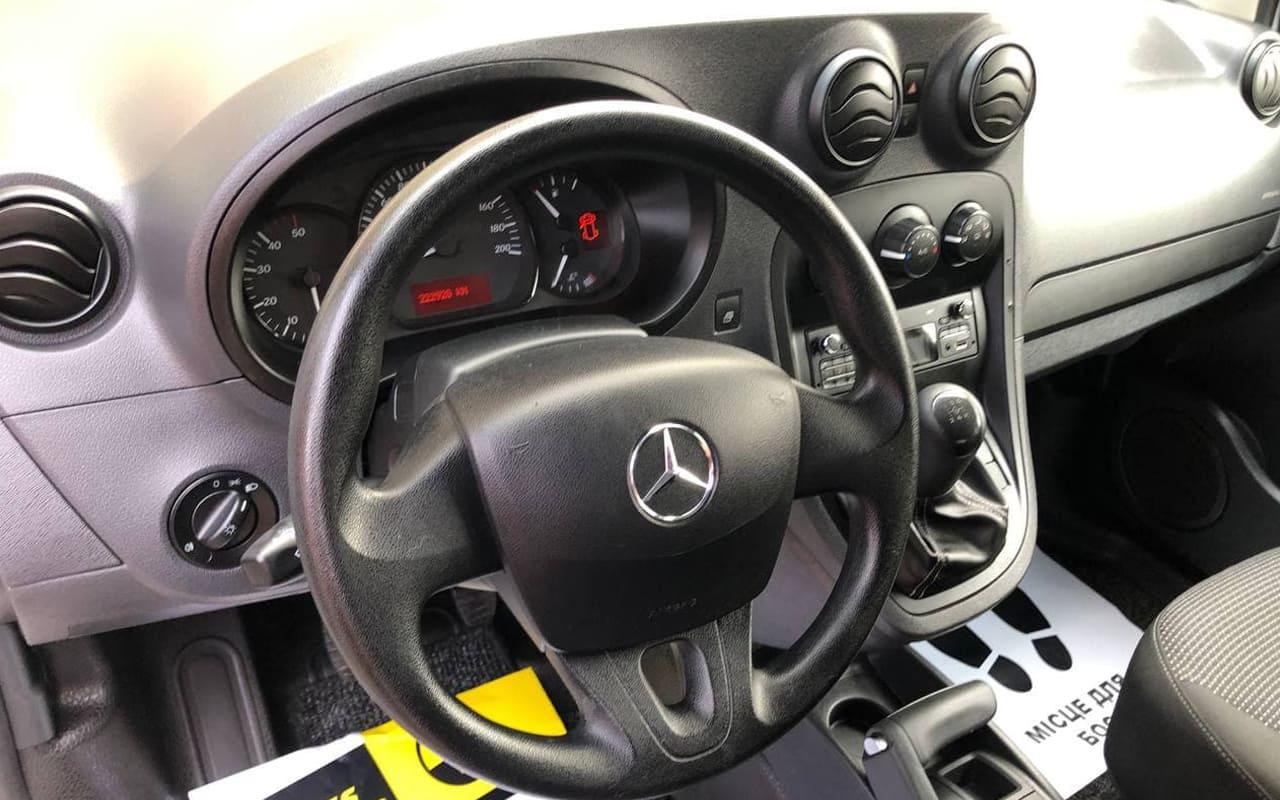Mercedes-Benz Citan 2013 фото №18