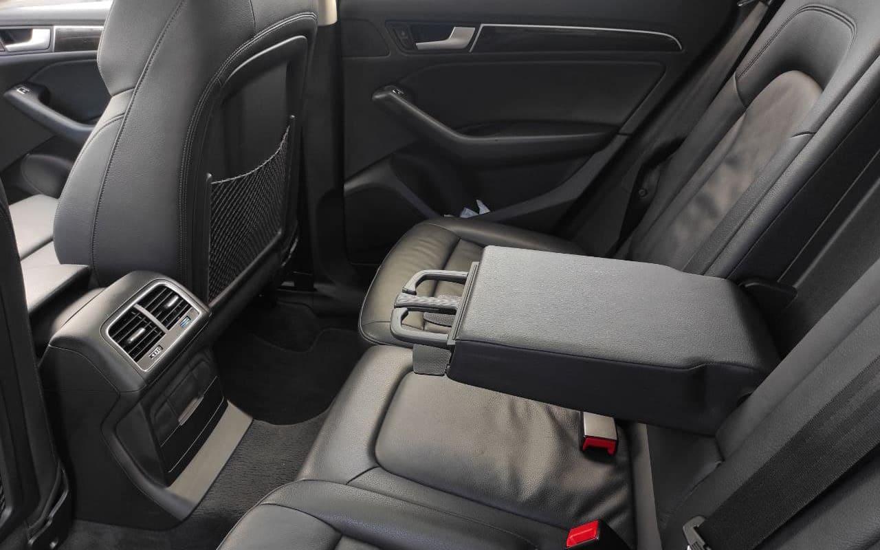 Audi Q5 2014 фото №12