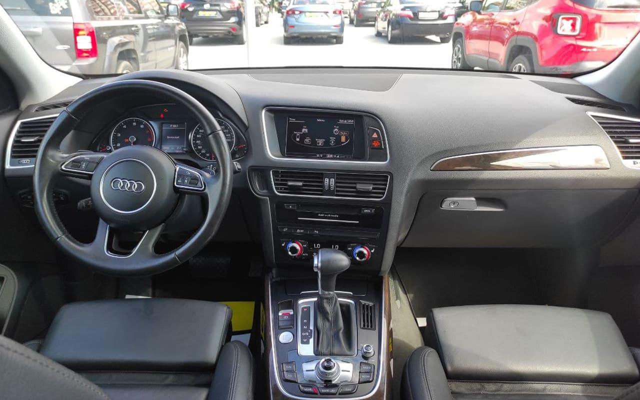 Audi Q5 2014 фото №14
