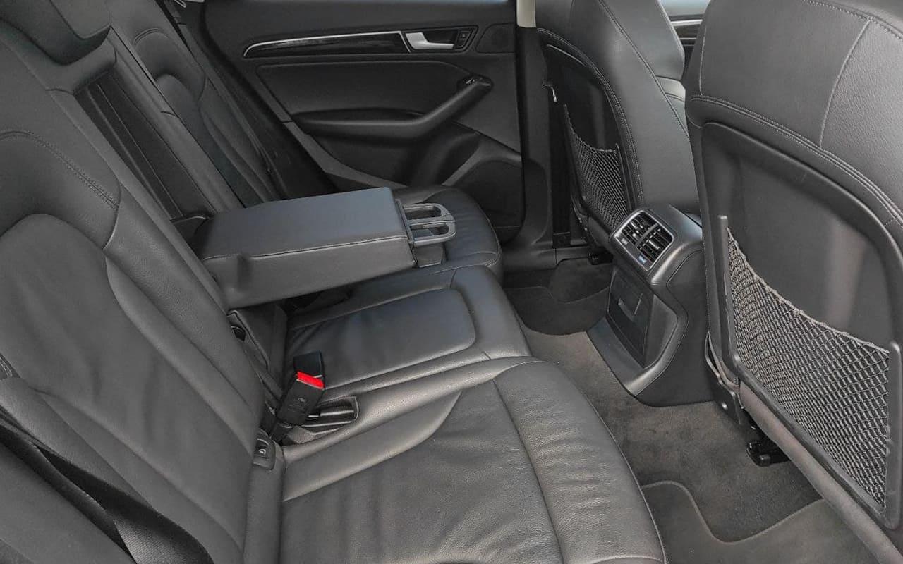 Audi Q5 2014 фото №15