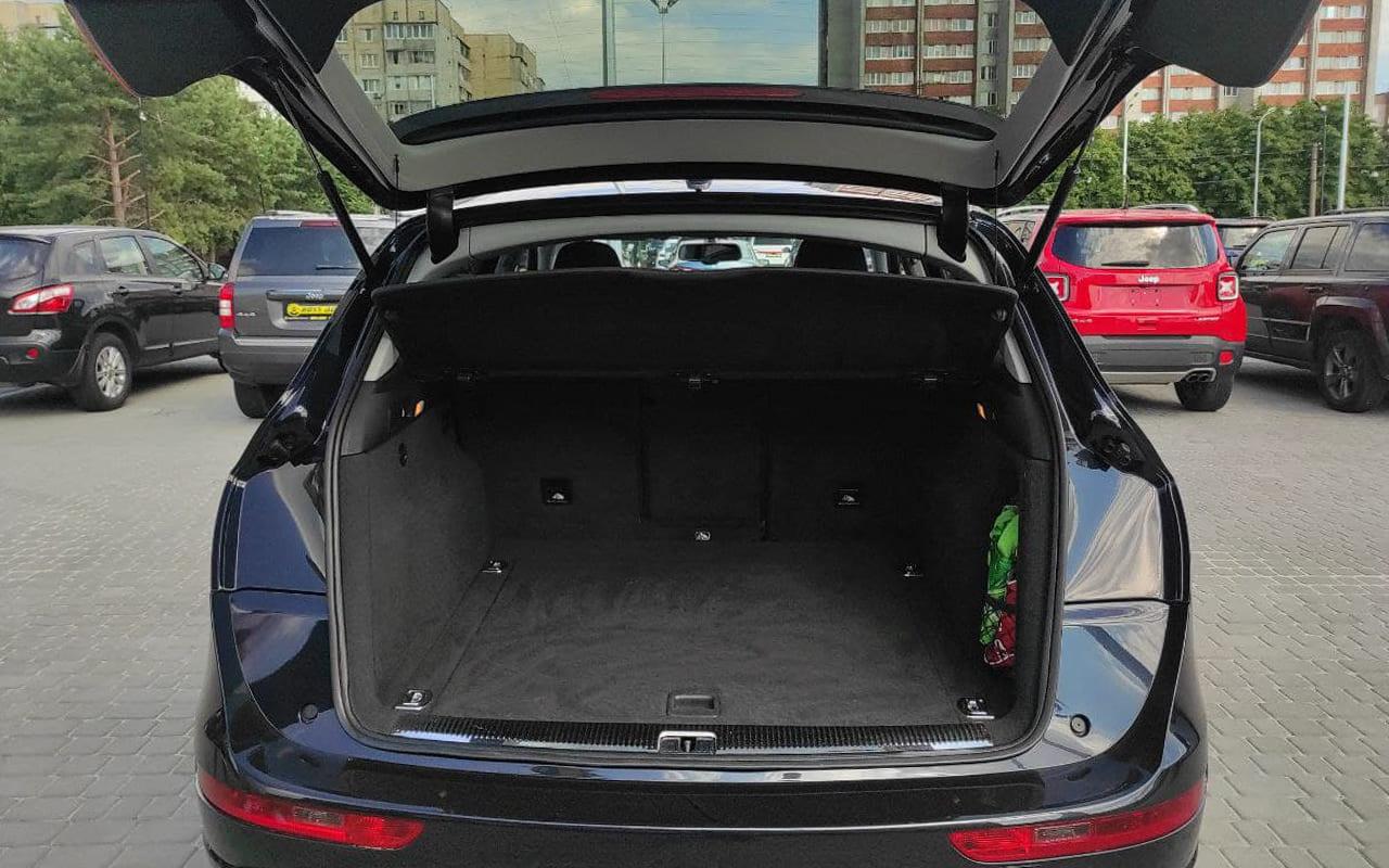 Audi Q5 2014 фото №16