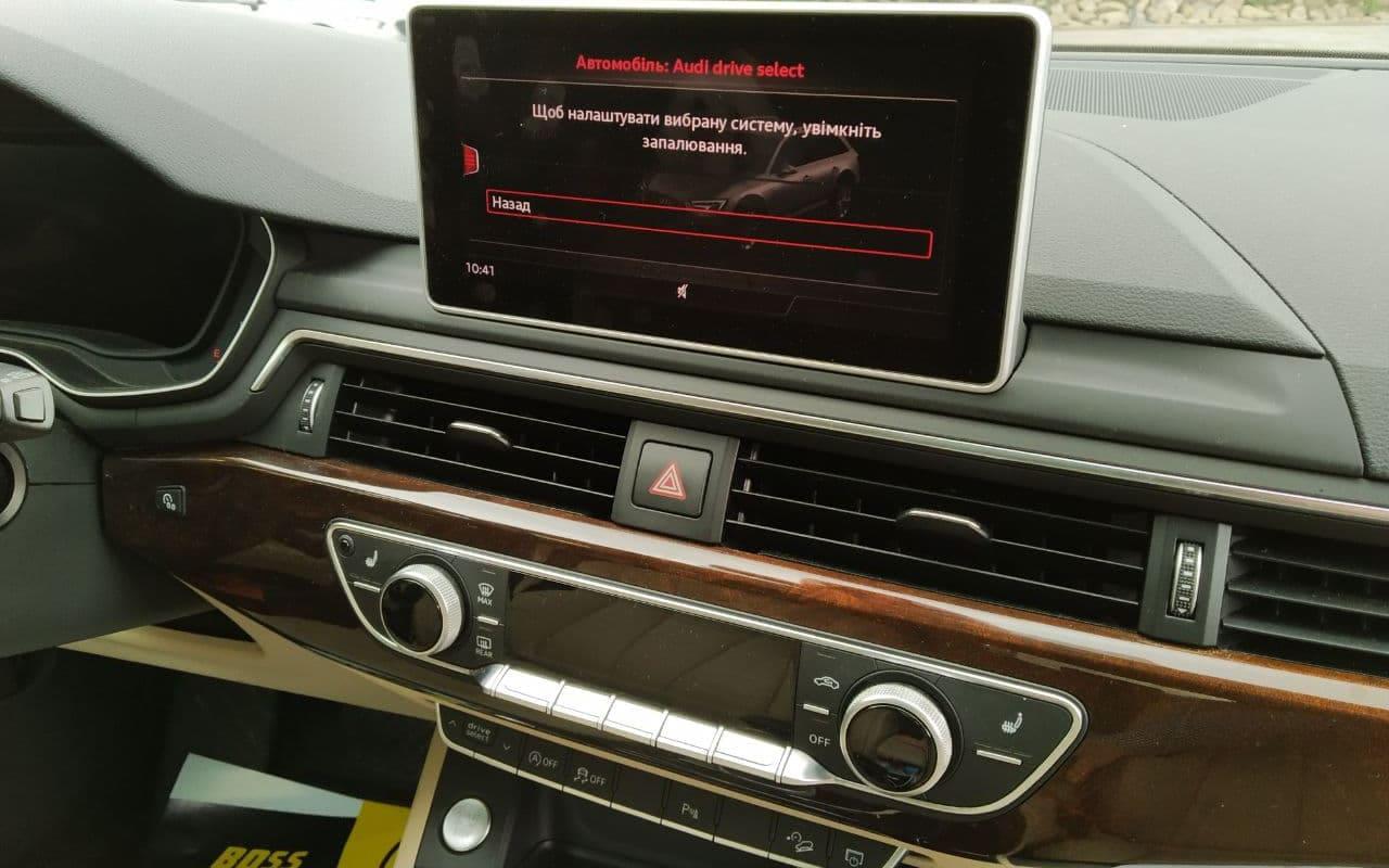 Audi A4 Allroad Premium Plus 2018 фото №17