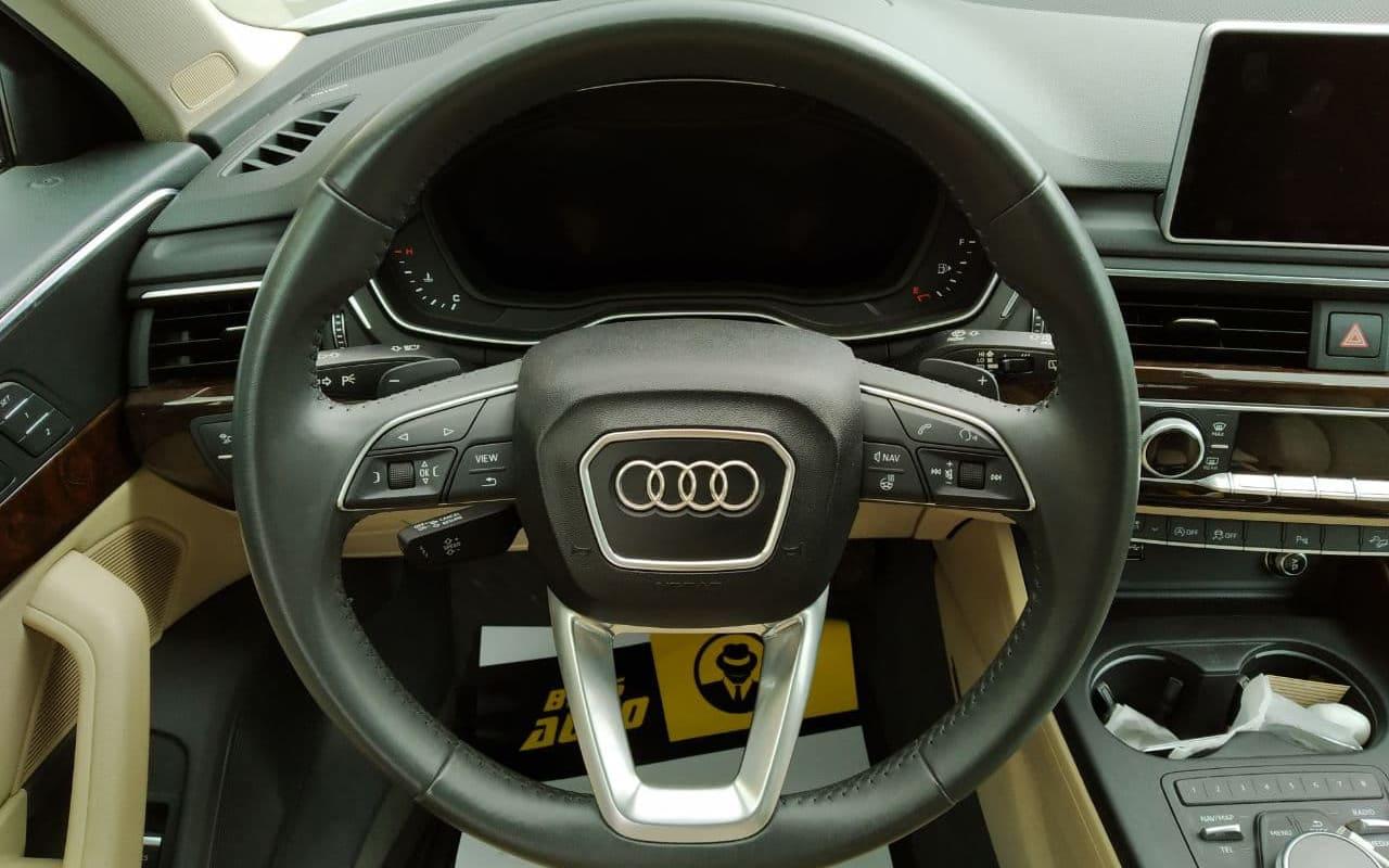 Audi A4 Allroad Premium Plus 2018 фото №18