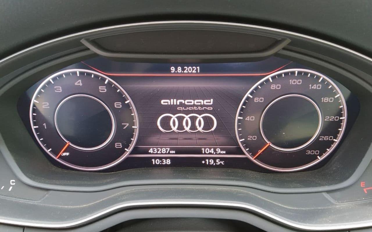 Audi A4 Allroad Premium Plus 2018 фото №19