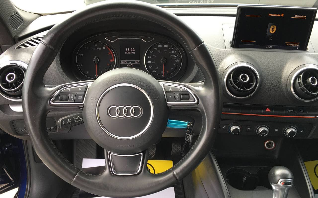 Audi A3 Premium 2015 фото №18