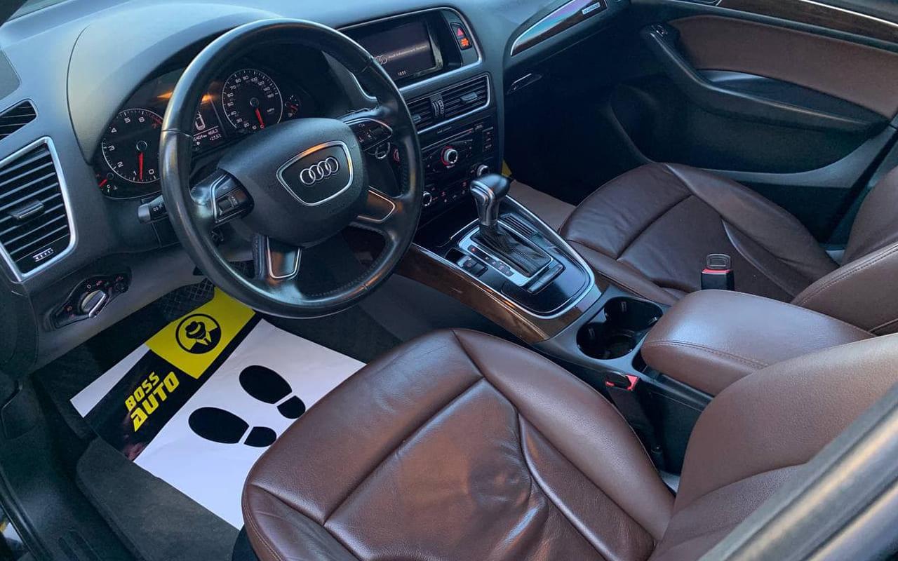 Audi Q5 Premium 2015 фото №17