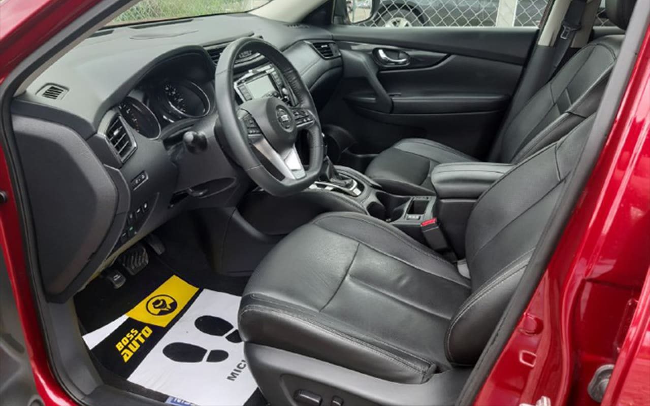Nissan Rogue SL 2018 фото №7