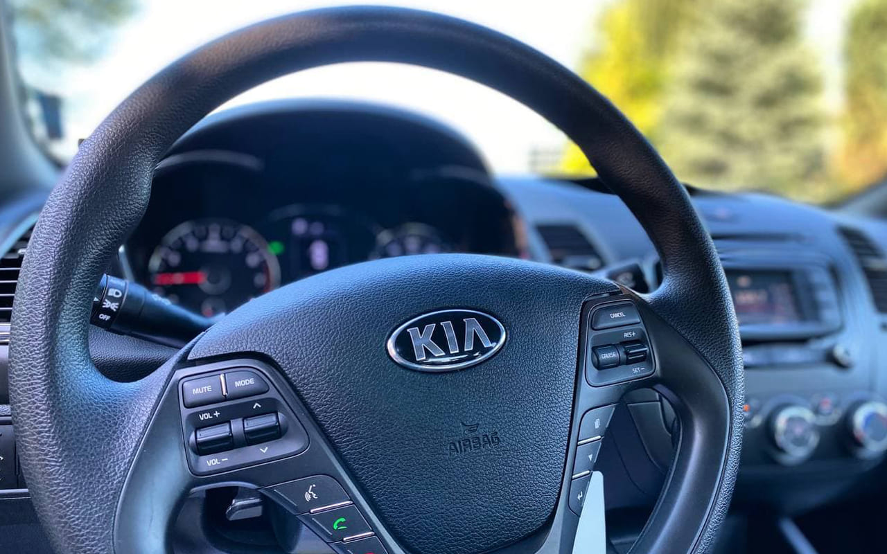 Kia Forte Lx 2018 фото №14