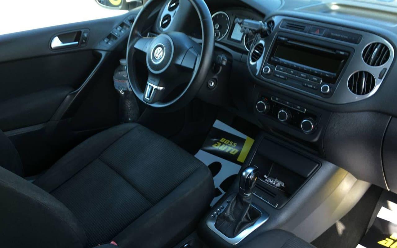 Volkswagen Tiguan 2012 фото №13