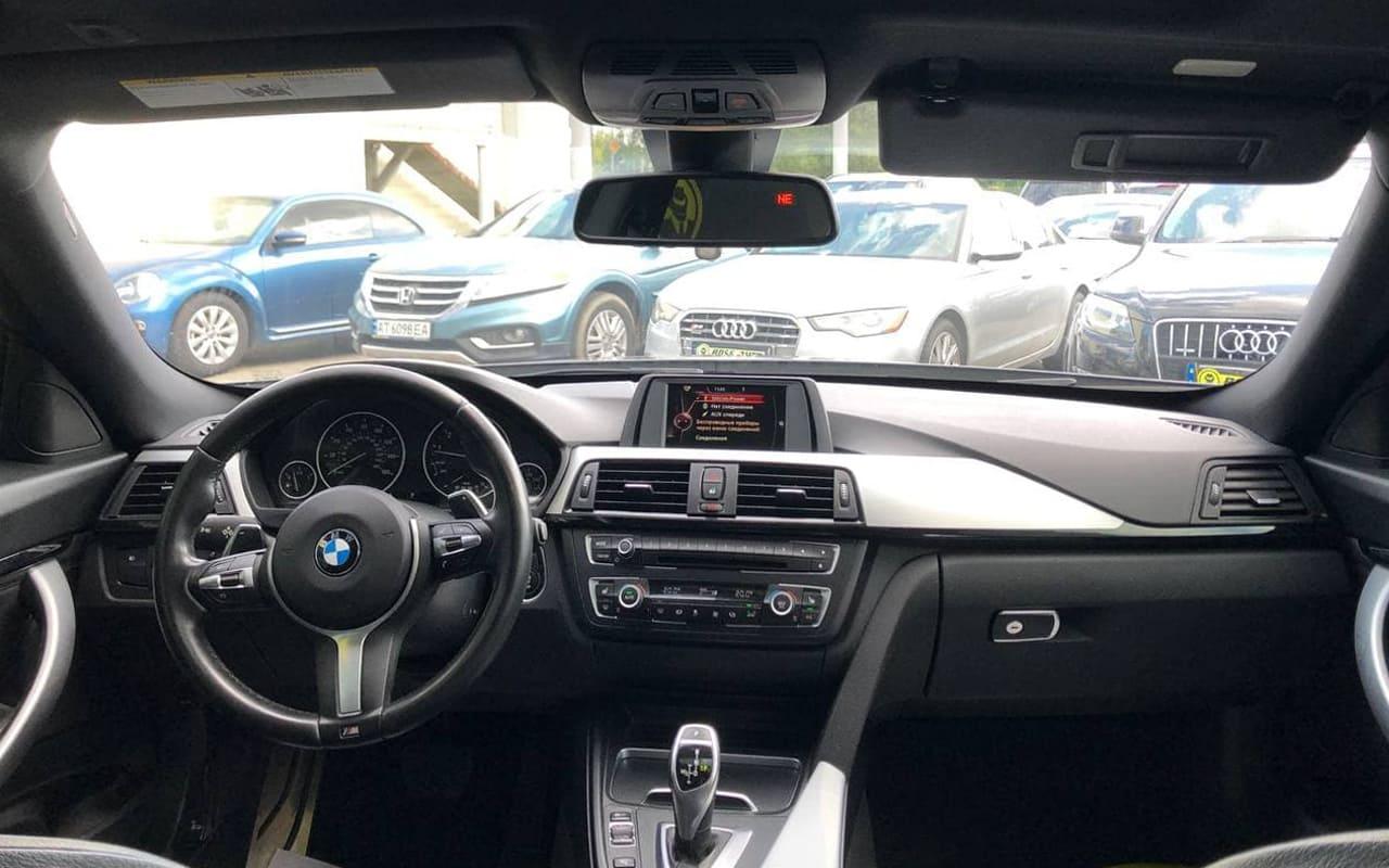BMW 328 2016 фото №16