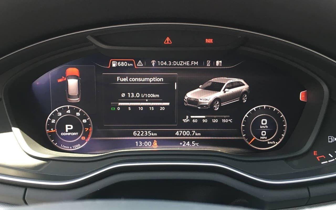Audi A4 Allroad Premium Plus 2017 фото №16