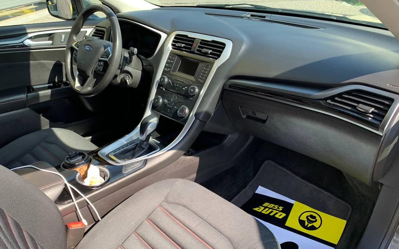Ford Fusion Se 2015 фото №16