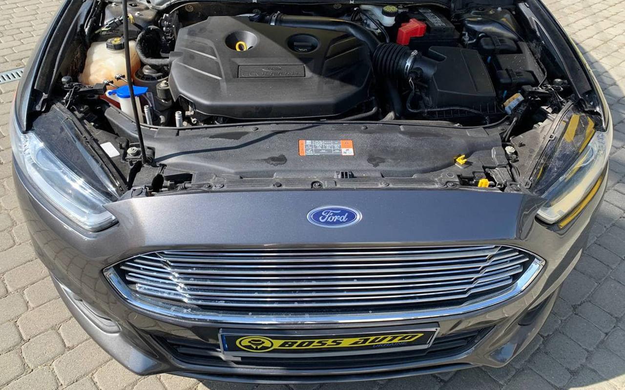 Ford Fusion Se 2015 фото №19