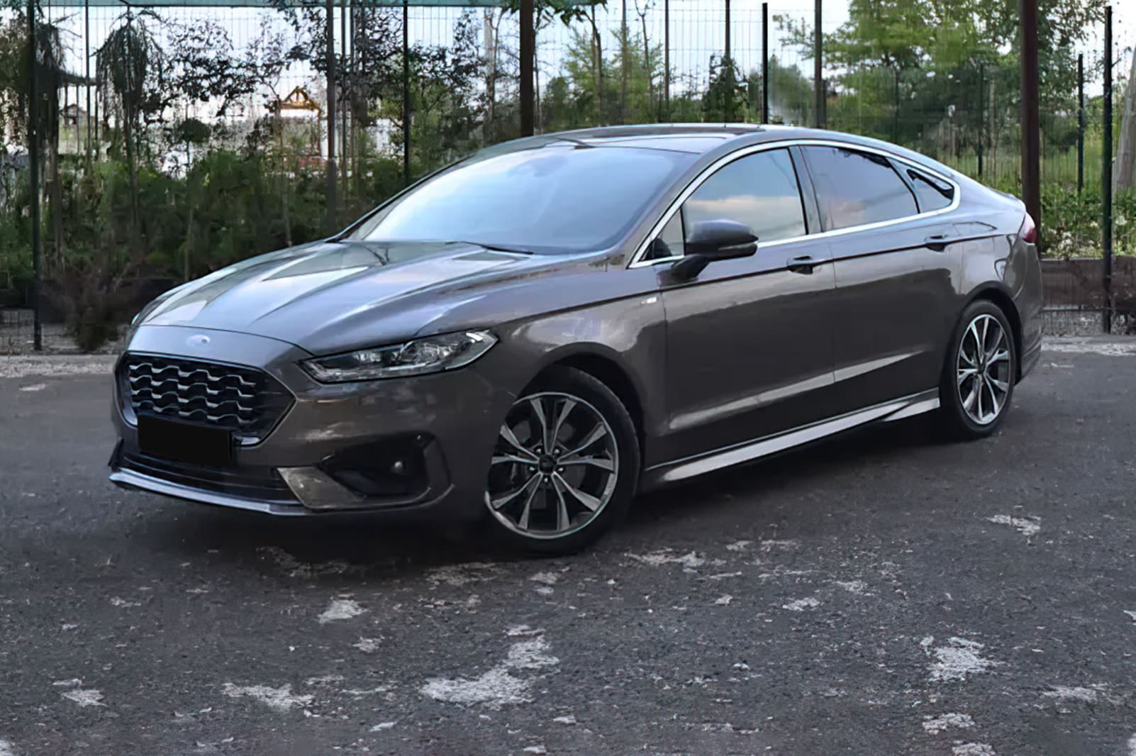 Ford Mondeo ST line 2015 фото №1