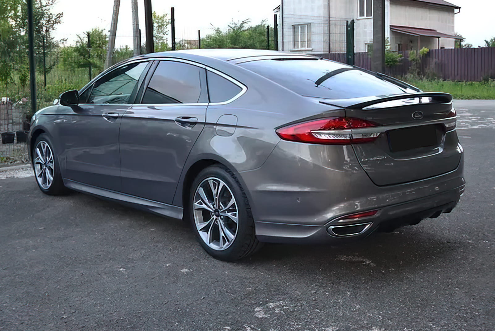 Ford Mondeo ST line 2015 фото №2