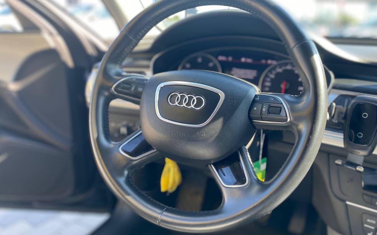Audi A6 2015 фото №16