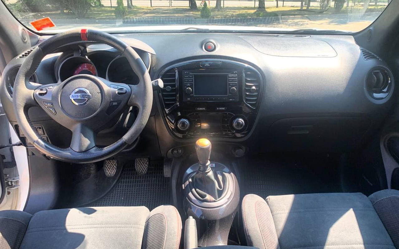 Nissan Juke Nismo 2013 фото №12